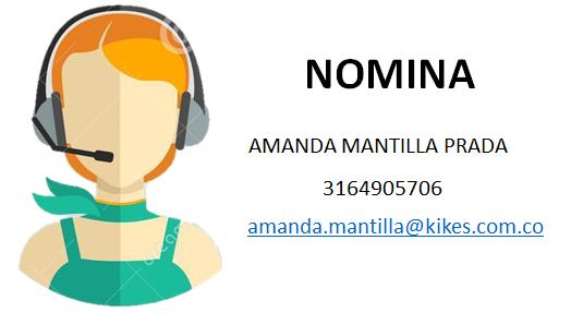 AMANDA MANTILLA