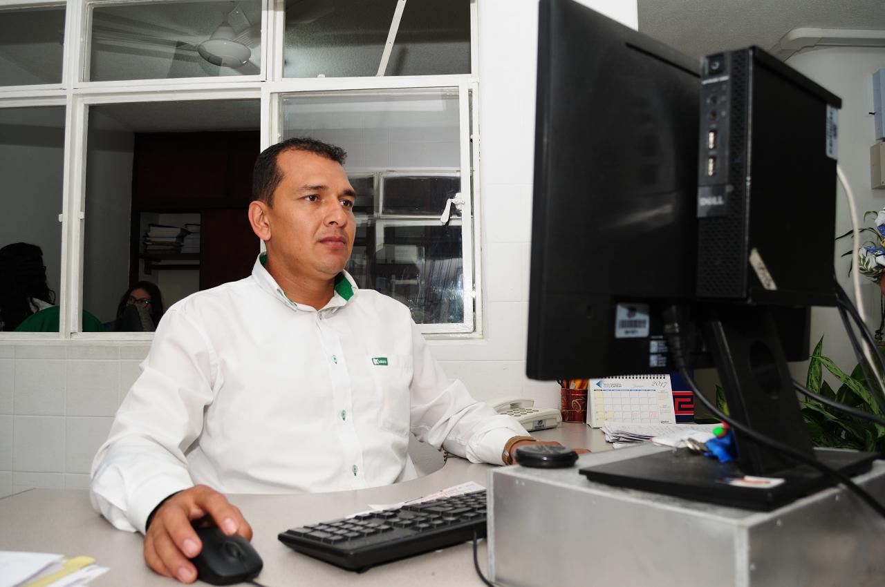 Edgar Enrique Aparicio Lopez