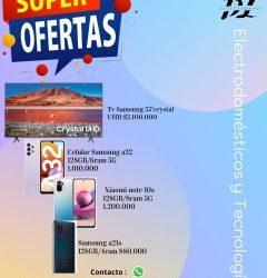 OFERTAS ELECTRODOMESTICOS Y TECNOLOGIA  DPC