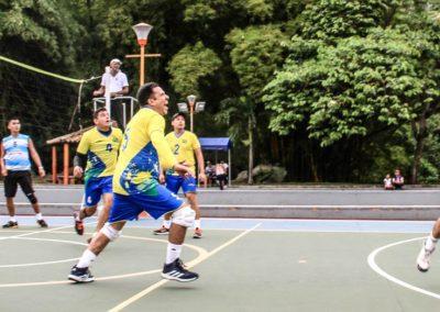 Campeonato de Voleibol  Fondekikes 2017