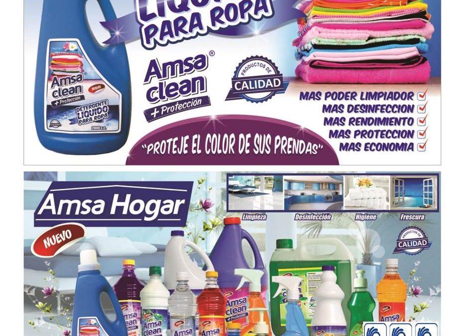 AMSA  HOGAR – CATALOGO DE PRODUCTOS