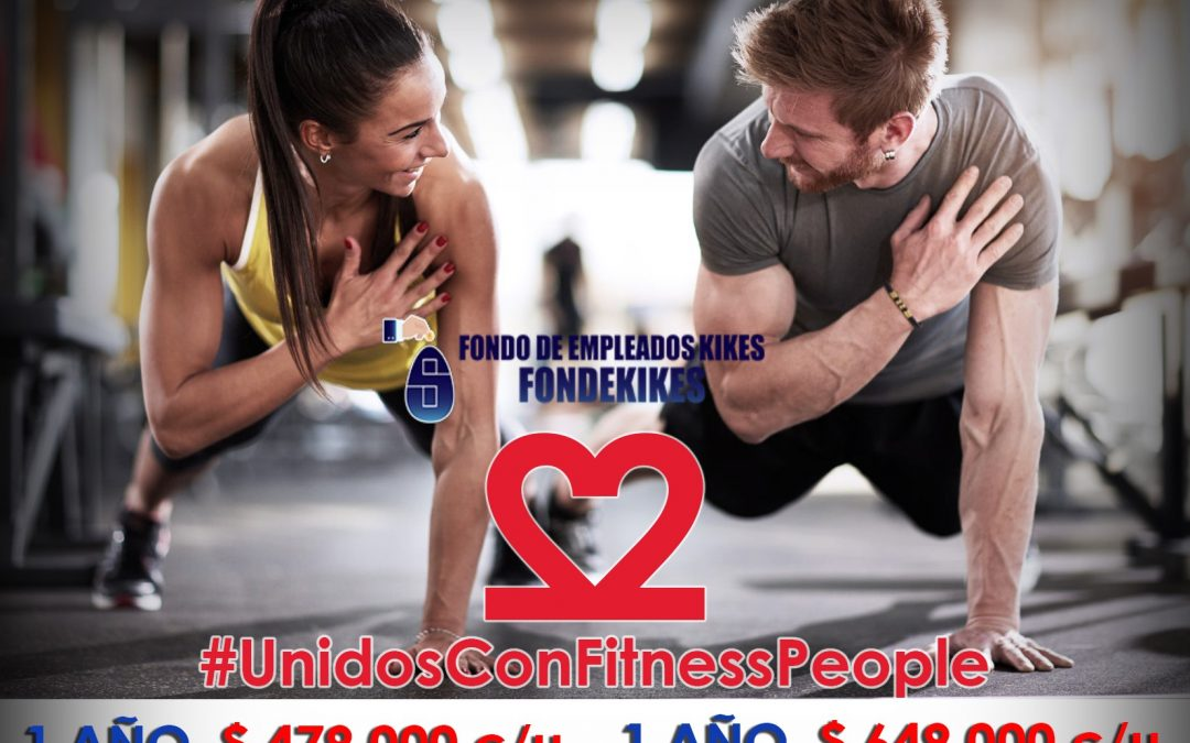 FITNESS PEOPLE – PROM SEPTIEMBRE
