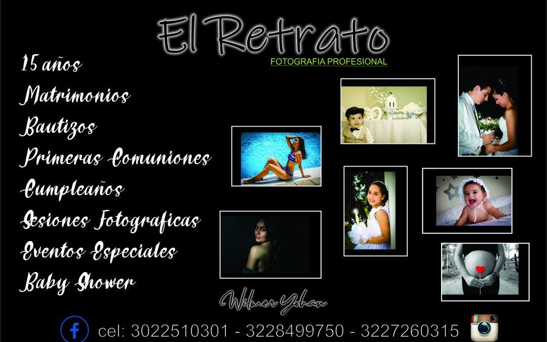 """NUESTRO PROVEEDOR """"EL RETRATO"""""""
