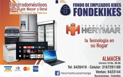 INVERSIONES HERYMAR  – PROMOCIONES EN ELECTRODOMÉSTICOS