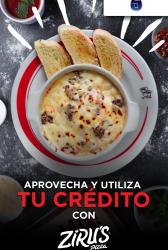post afiliados y Menú -ZIRU'S PIZZA
