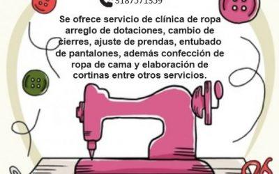 NUEVO PROVEEDOR – ELDA ARENAS / CLÍNICA DE ROPA